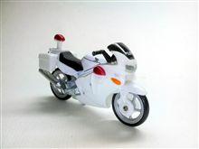 [ミニカー] トミカ Honda VFR 白バイ