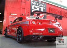 赤いR35