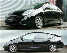 プリウス NHW20 全長調整式車高調 『 Best☆i 』 開発完了です