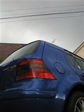 洗車できない毎日の雷雨