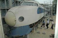 H2編成・21-2、鉄道博物館入り