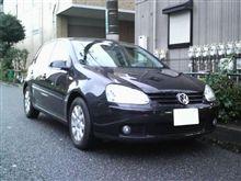 平成19年式GOLF E(特別仕様車Octave)