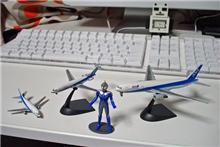 ANAウイングコレクション(飛行機ネタね)