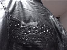 ロードスターの革ジャン