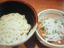 渡なべのつけ麺