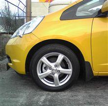 ルマンLM703:タイヤの写真なんだな