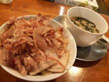 県南のつけ麺王子★虹の麺2