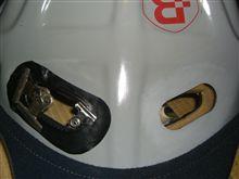ブリッドのフルバケ修理2
