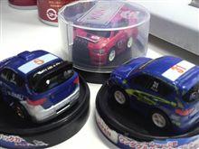 WRC プルバックカー 全6種!