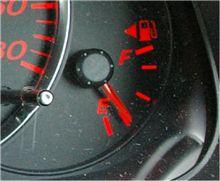 燃料計の針