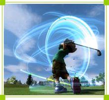 ゴルフデビュー!