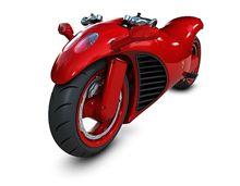 金田の バイク