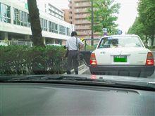 今日も法務局渋滞
