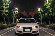 RS4夜撮