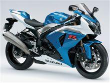 新型GSX-R1000K9