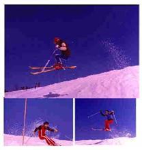 スキーの世界考察?