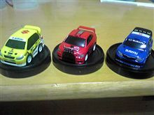 ワンダ WRC RALLY JAPAN公認プルバックカー