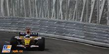 シンガポールGP フリー走行3回目結果