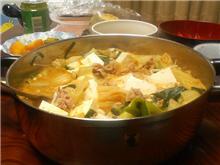 キムチチゲ鍋~~~~♪