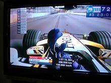 F1シンガポールGP決勝
