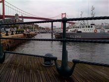 若戸大橋を渡りました。