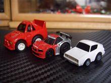 カプセルミニミニチョロQ GT-Rコレクション