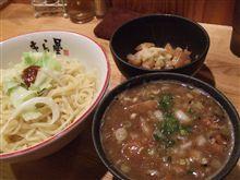 きら星にて、つけ麺に『チェンジ郎』をトッピング!