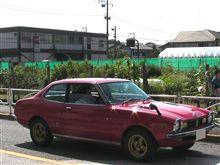 街?で見かけた旧車