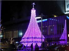 クリスマスツリーin赤坂見附
