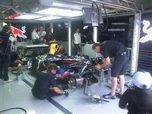 F1日本GP1日目