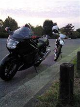 久々にバイクでツーリング♪行ってきました(*^_^*)