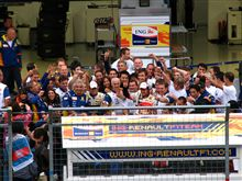 2008 F1 日本GP 決勝!!
