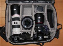 俺のカメラバック