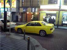 渋谷で見掛けたカッコイイクルマ
