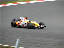 F1 日本GP 今ごろ写真アップ(..;)