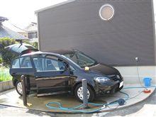 洗車日和☆