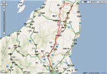 耐久30時間――白石→那須ツアー(車中泊オフ1日目)