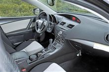 Mazda 3 / Axela interior
