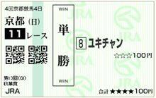 第13回 秋華賞(GI)