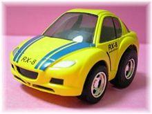 RX-8(イエロー) 入庫