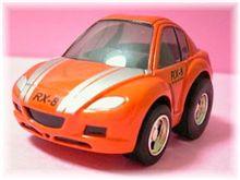 RX-8(レッド) 入庫