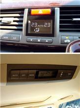 【質問】トリプルゾーン エアコンの温風・・・
