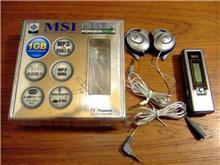 MP3プレーヤー購入