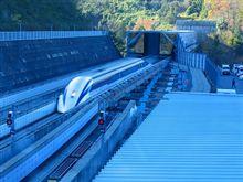 『リニア中央新幹線 ルート選考』