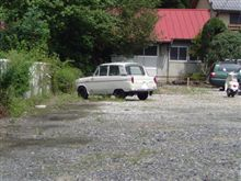 ★旧車ですね。