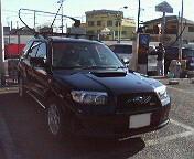 やっと洗車