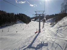 もうすぐ雪山の季節