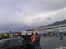 富士スピードウェイは、結構寒いっす☆