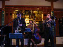 第4回 お寺でジャズ