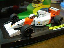 F1ミニカー セナコレクション